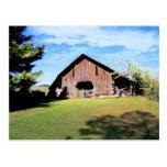 Tennessee Barn Postcards