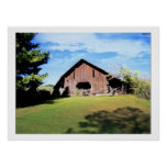 Tennessee Barn Posters