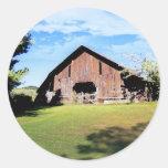 Tennessee Barn Sticker