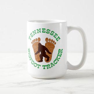 Tennessee Bigfoot Tracker Coffee Mug
