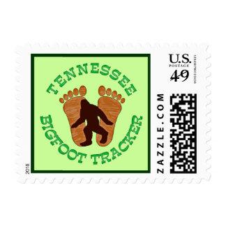 Tennessee Bigfoot Tracker Stamp