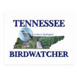 Tennessee Birdwatcher Tarjeta Postal