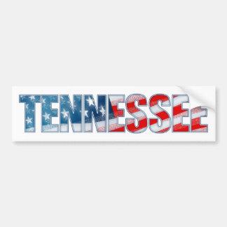Tennessee Bumper Sticker