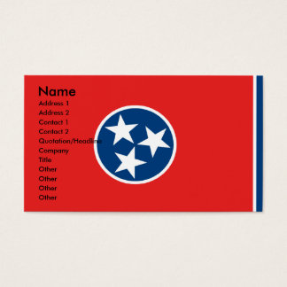 TENNESSEE Business Cards