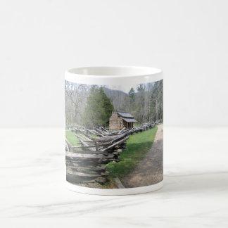 Tennessee Cabin Coffee Mug