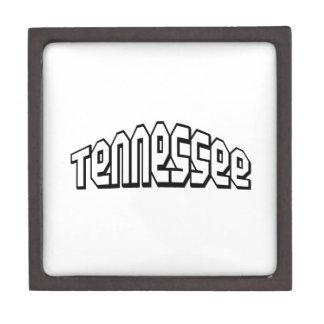 Tennessee Caja De Recuerdo De Calidad