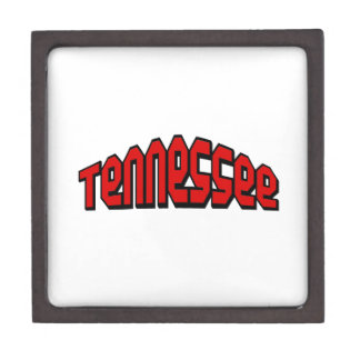 Tennessee Caja De Joyas De Calidad