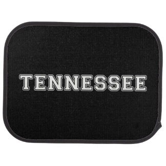 Tennessee Car Floor Mat