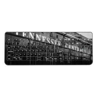 Tennessee Central Wireless Keyboard