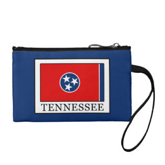 Tennessee Change Purse