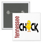 Tennessee Chick 1 Buttons
