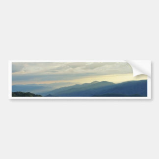 Tennessee Clouds Bumper Sticker