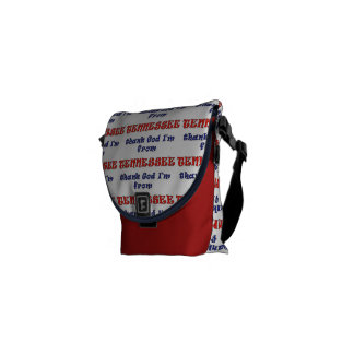 Tennessee Courier Bag