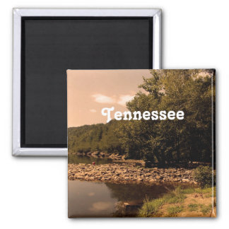 Tennessee Creek 2 Inch Square Magnet