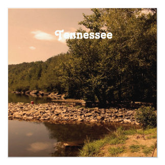Tennessee Creek Personalized Announcement