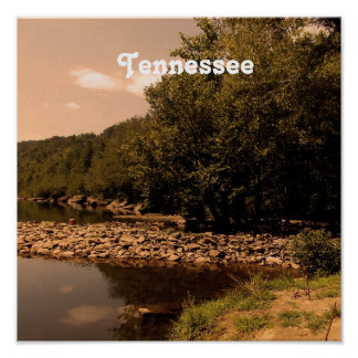 Tennessee Creek Poster
