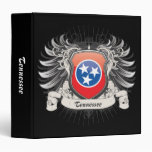 Tennessee Crest 3 Ring Binders