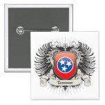 Tennessee Crest Buttons