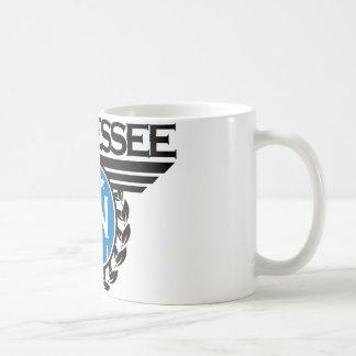 Tennessee Crest Design Coffee Mug