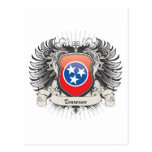 Tennessee Crest Post Cards