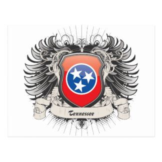 Tennessee Crest Postcard