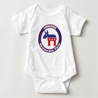 Tennessee Democratic Party Baby Bodysuit