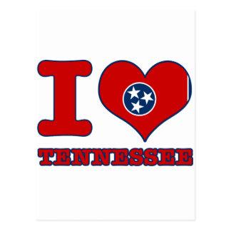 Tennessee Design Postcard