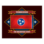 Tennessee Diamond Poster