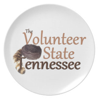 TENNESSEE DINNER PLATE