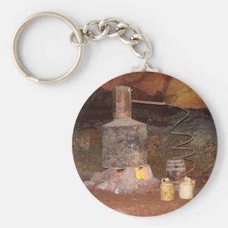 Tennessee Distillery Keychain