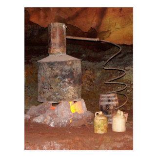 Tennessee Distillery Postcard