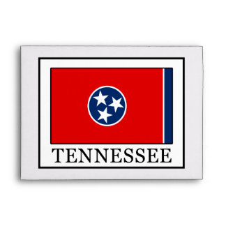 Tennessee Envelope