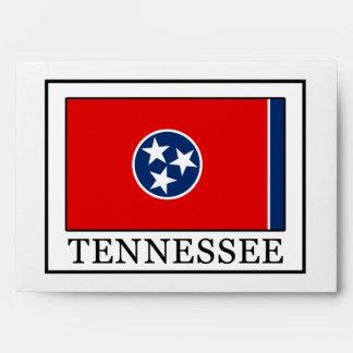 Tennessee Envelope