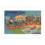 Tennessee (escena de la barca) postal