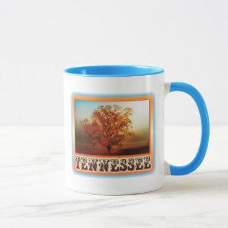 Tennessee Fall Tree Scene Mug
