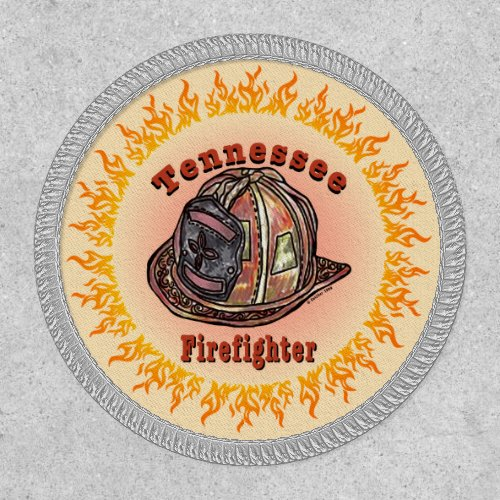 Tennessee Firefighter Patch