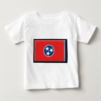 Tennessee Flag Baby T-Shirt