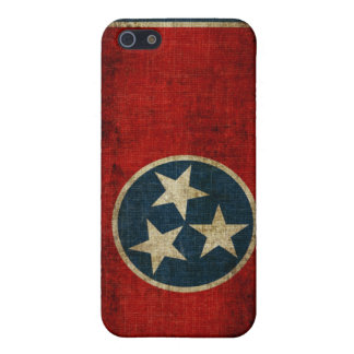 Tennessee Flag Case For iPhone SE/5/5s