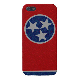 Tennessee Flag Cover For iPhone SE/5/5s