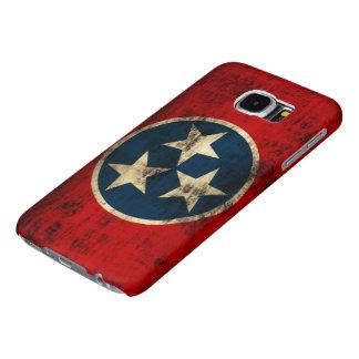 Tennessee Flag Grunge Samsung Galaxy S6 Case