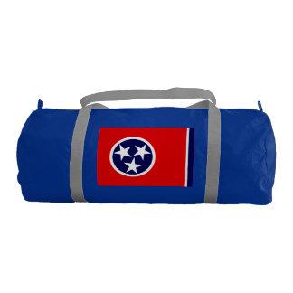 TENNESSEE Flag Gym Duffel Bag