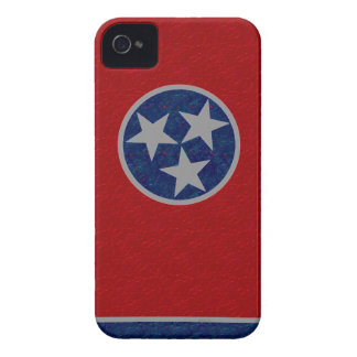 Tennessee Flag iPhone 4 Case-Mate Case