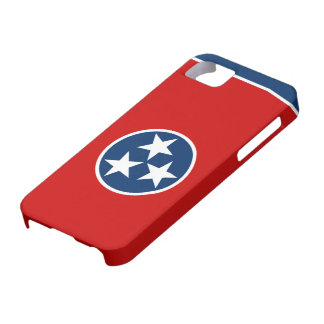 Tennessee Flag iPhone 5 Case