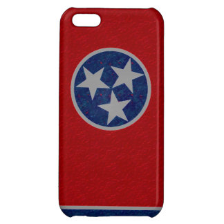 Tennessee Flag iPhone 5C Cover