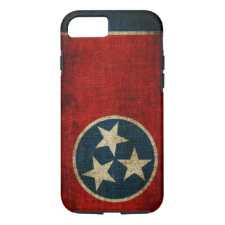 Tennessee Flag iPhone 7 Case