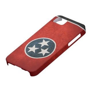 Tennessee Flag iPhone SE/5/5s Case