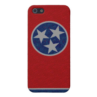 Tennessee Flag iPhone SE/5/5s Cover