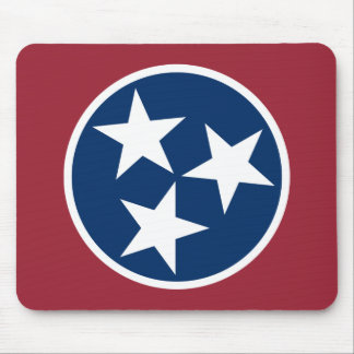 Tennessee Flag Mouse Pad