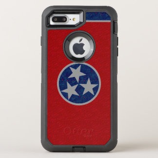 Tennessee Flag OtterBox Defender iPhone 8 Plus/7 Plus Case