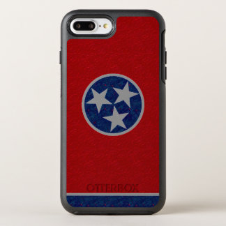 Tennessee Flag OtterBox Symmetry iPhone 8 Plus/7 Plus Case